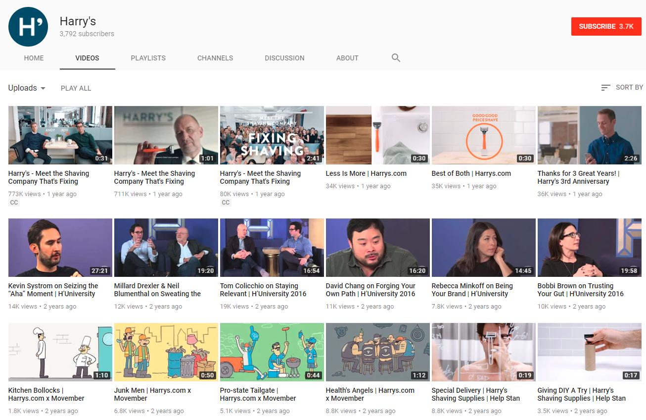 harrys-youtube
