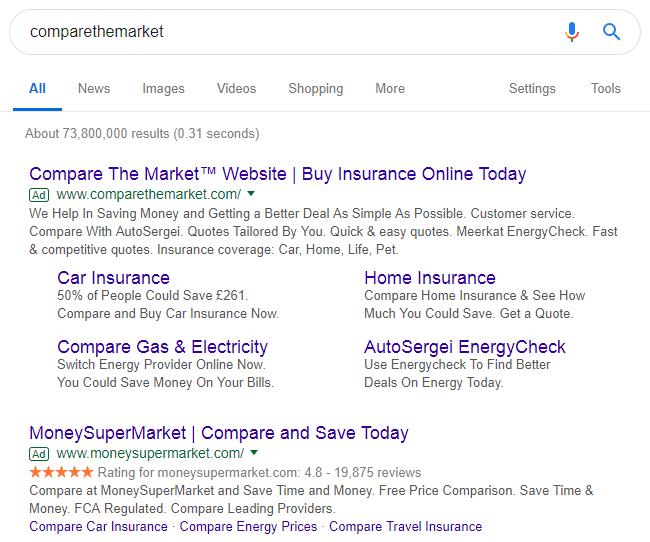money-supermarket-ppc-ads